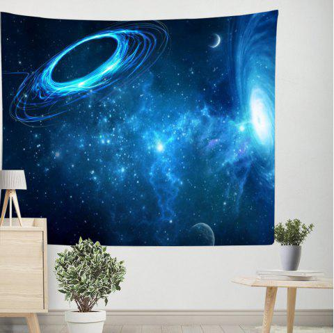 Galactic Tapestry Wall Hanging  Adorn Sofa Beach Blanket Tablecloth - COLORMIX W39.4INCH*L59.1INCH
