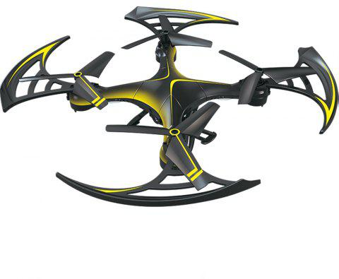 Attop A23C RC Drone RTF with Headless Mode / 6-axis Gyroscope / High Low Gear - YELLOW