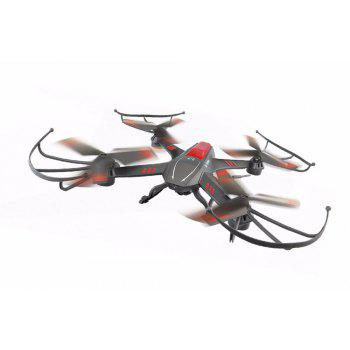 Attop A12 RC Drone - RTF with Real-time Transmission / Light - BLACK