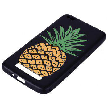 Case For Xiaom Redmi 4A Pineapple Pattern TPU Case - DAISY