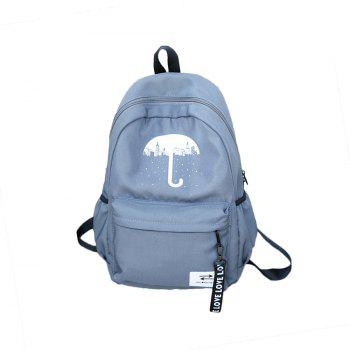 Kid s Backpack Simple Casual Printed School