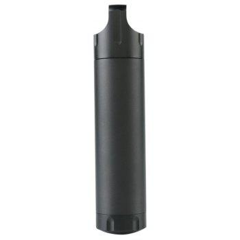 Outdoor Waterproof Warehouse Military Level Airtight Life Capsule Seal Bottle - BLACK