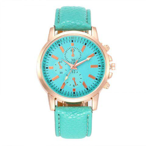 V5 Fashion Men Business Quartz Watches - MINT