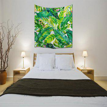 Colourful Banana 3D Digital Printing Home Wall Hanging Nature Art Fabric Tapestry for Bedroom Living Room Decorations - COLORMIX W153CMXL102CM