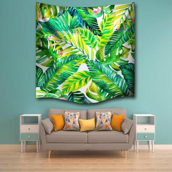 Colourful Banana 3D Digital Printing Home Wall Hanging Nature Art Fabric Tapestry for Bedroom Living Room Decorations - COLORMIX W203CMXL153CM