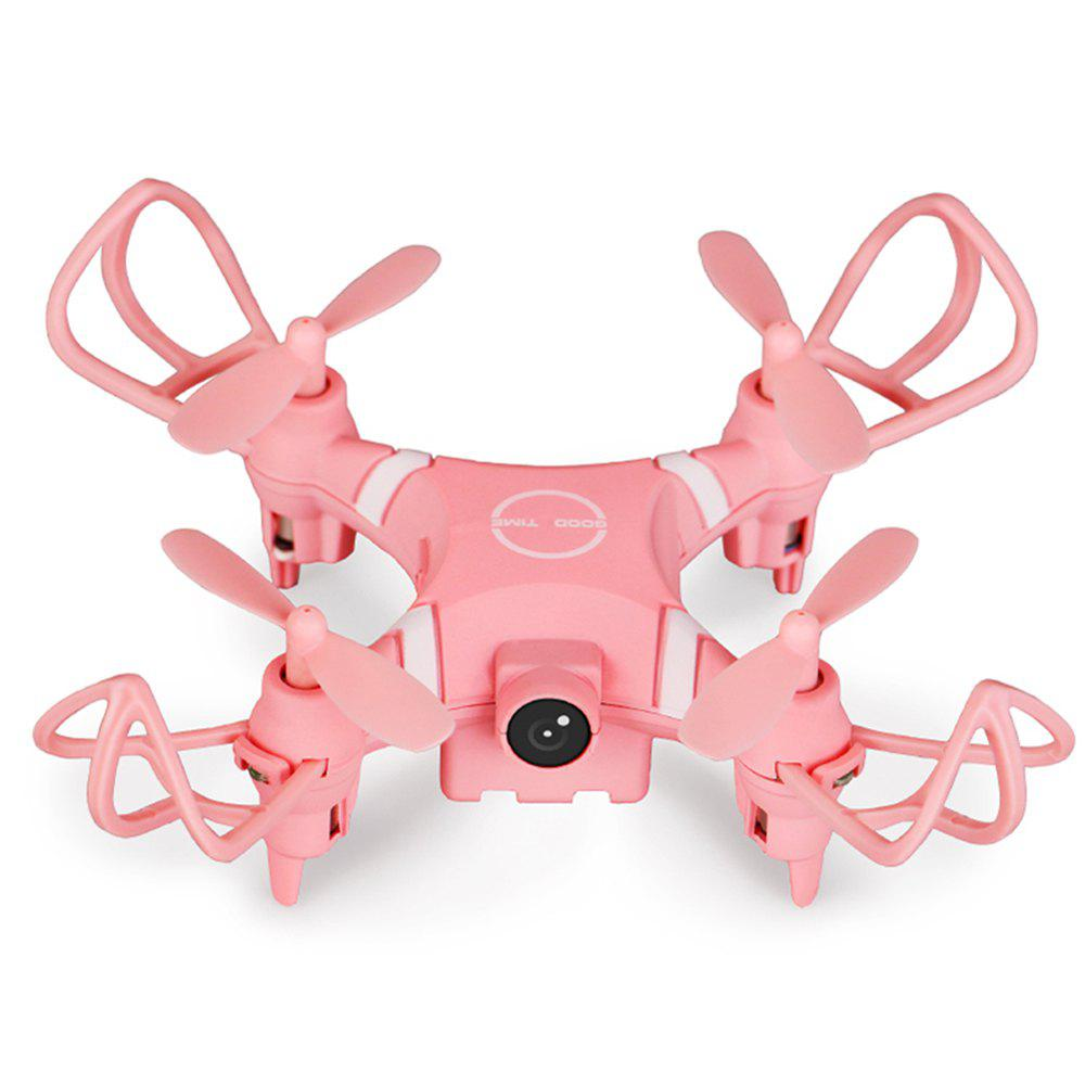 Attop A15 Mini Aircraft High Definition Aerial Photograph - PINK