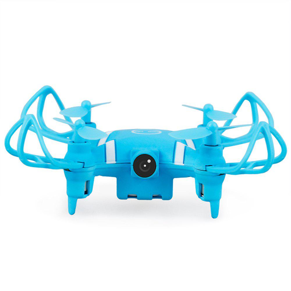 Attop A15 Mini Aircraft High Definition Aerial Photograph - BLUE