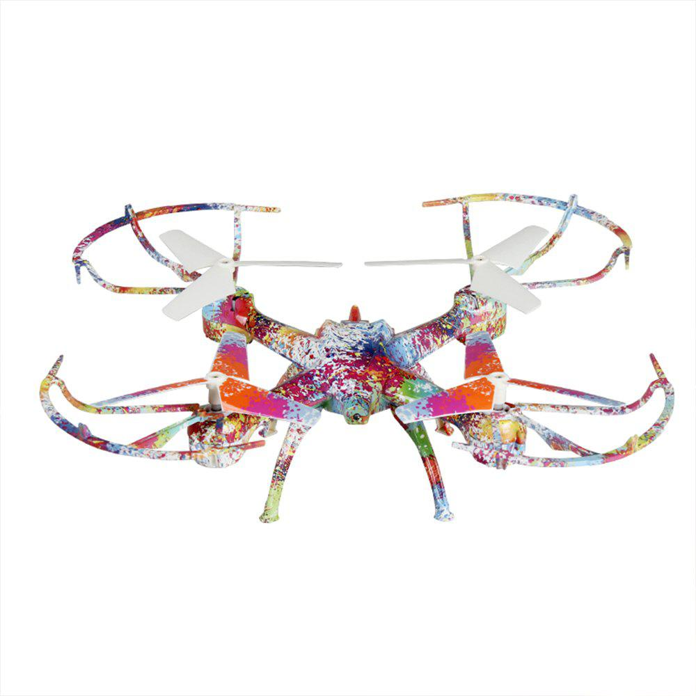 Attop A20 RC Drone RTF with Battle Mode / Altitude Hold / One Key Function - RED