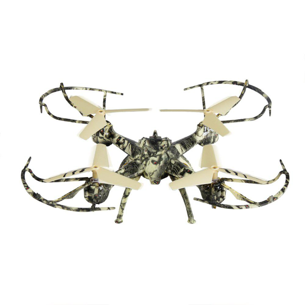 Attop A20 RC Drone RTF with Battle Mode / Altitude Hold / One Key Function - GRAY
