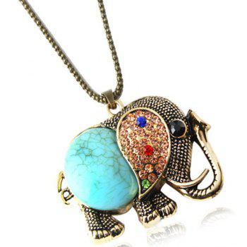 Fashion Vintage Jewelry Accessories Long Design Gem