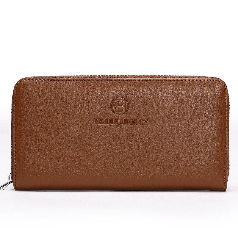 Wallet Handbag Multi-card Men's Clutch - KHAKI
