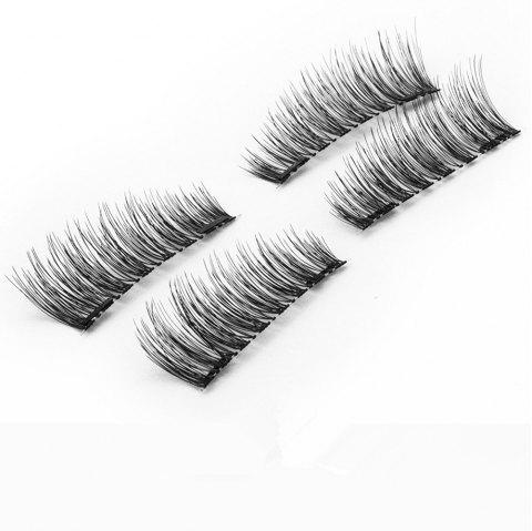 Cils 6D Magnetic Made Strip Lashes Cilios Posticos - 2