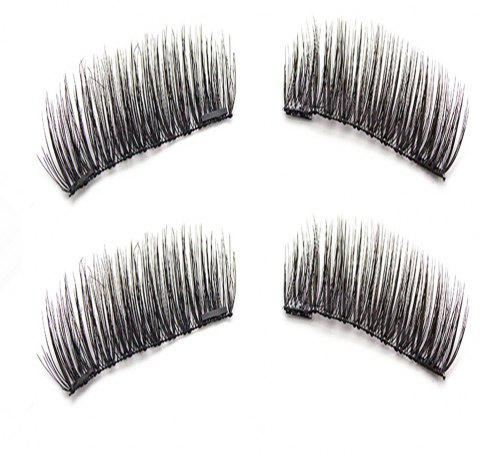 Eyelashes 6D Magnetic Made Strip Lashes Cilios Posticos - 4