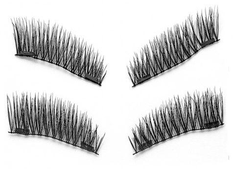 Eyelashes 6D Magnetic Made Strip Lashes Cilios Posticos - 1
