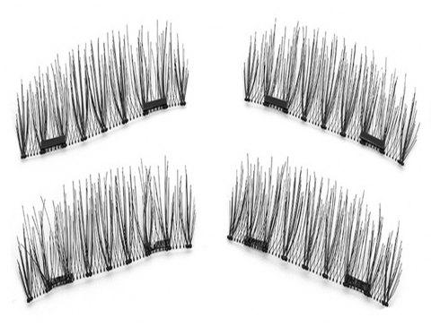 Eyelashes 6D Magnetic Made Strip Lashes Cilios Posticos - 3