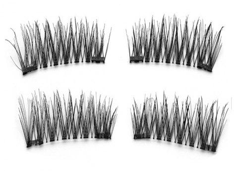 Eyelashes 6D Magnetic Made Strip Lashes Cilios Posticos - 6