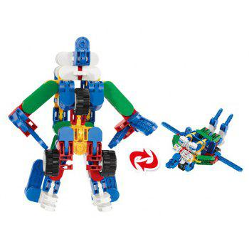 Children Robot Building Blocks and Souptoys - COLORMIX