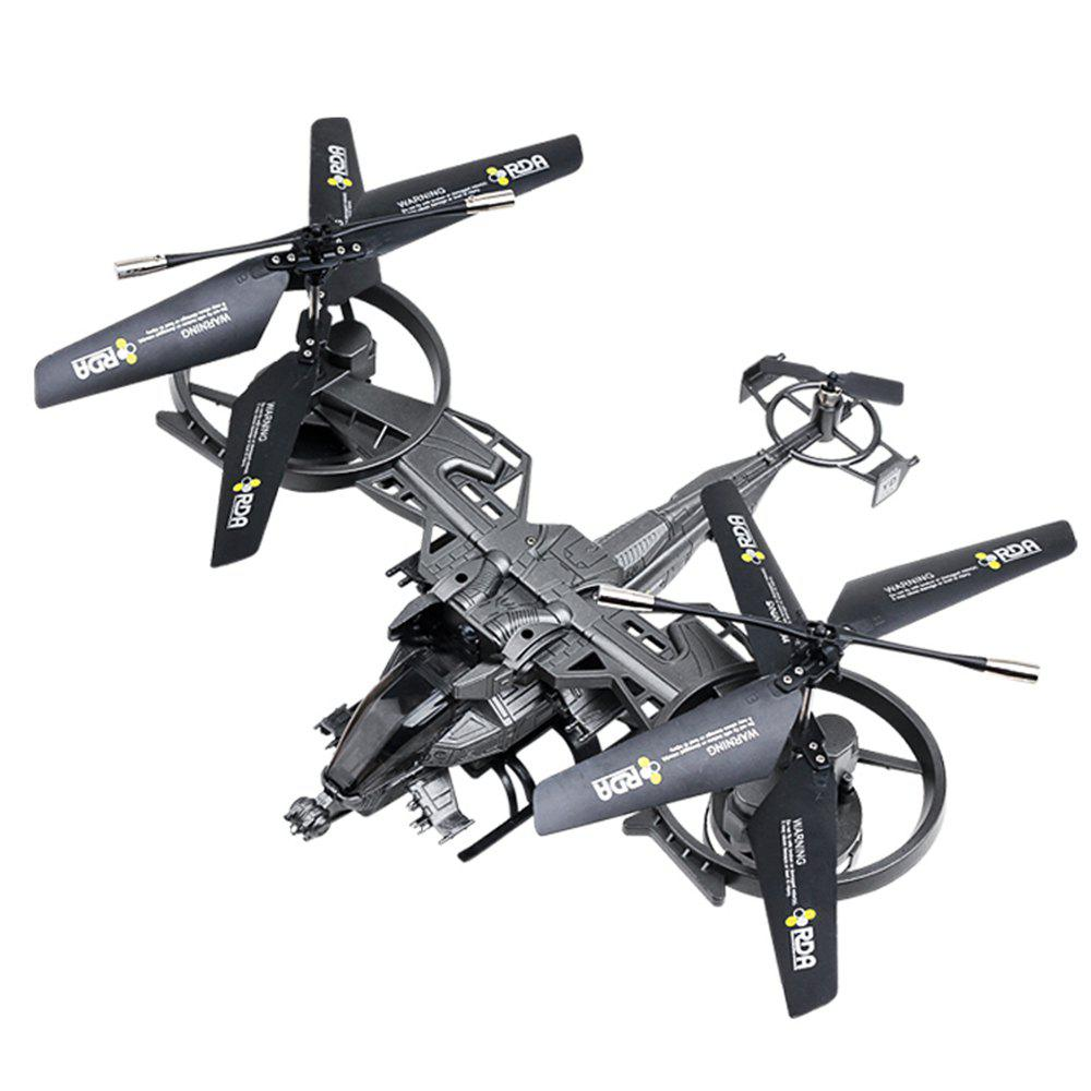 Attop Avatar 718 Radio Controlled Helicopter - GRAY