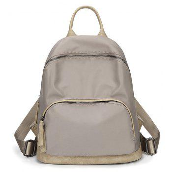 Women s Casual Nylon with PU Leather
