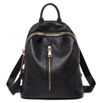 Women s Mini PU Leather Backpack Versatile