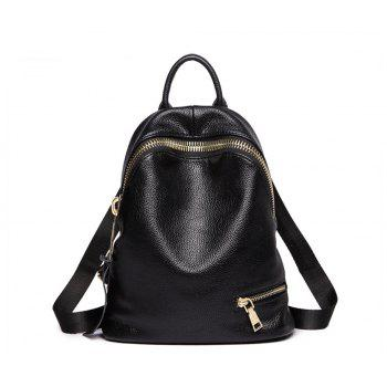 Women s Casual Convertible PU Leather Backpack