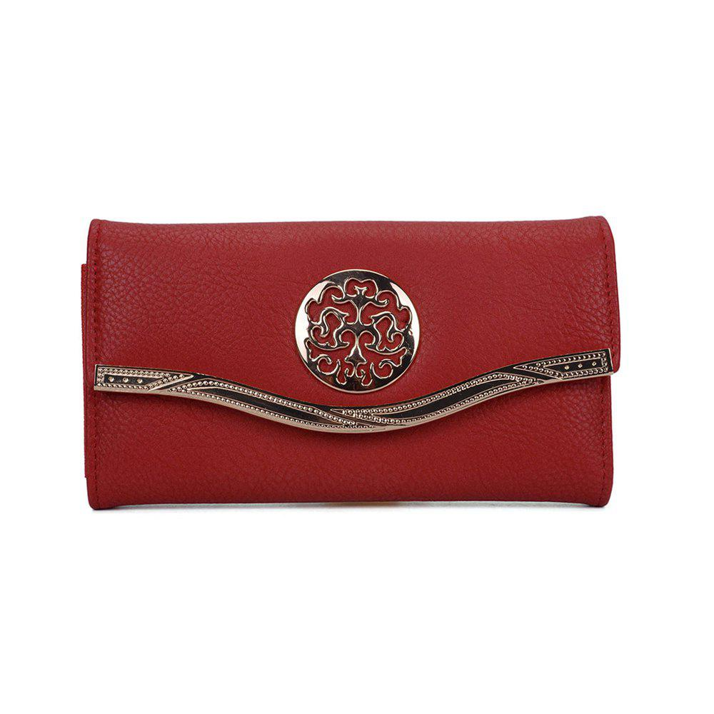 Femme Pochette Sweet Style Patchwork Faddish All Accessoire - FF