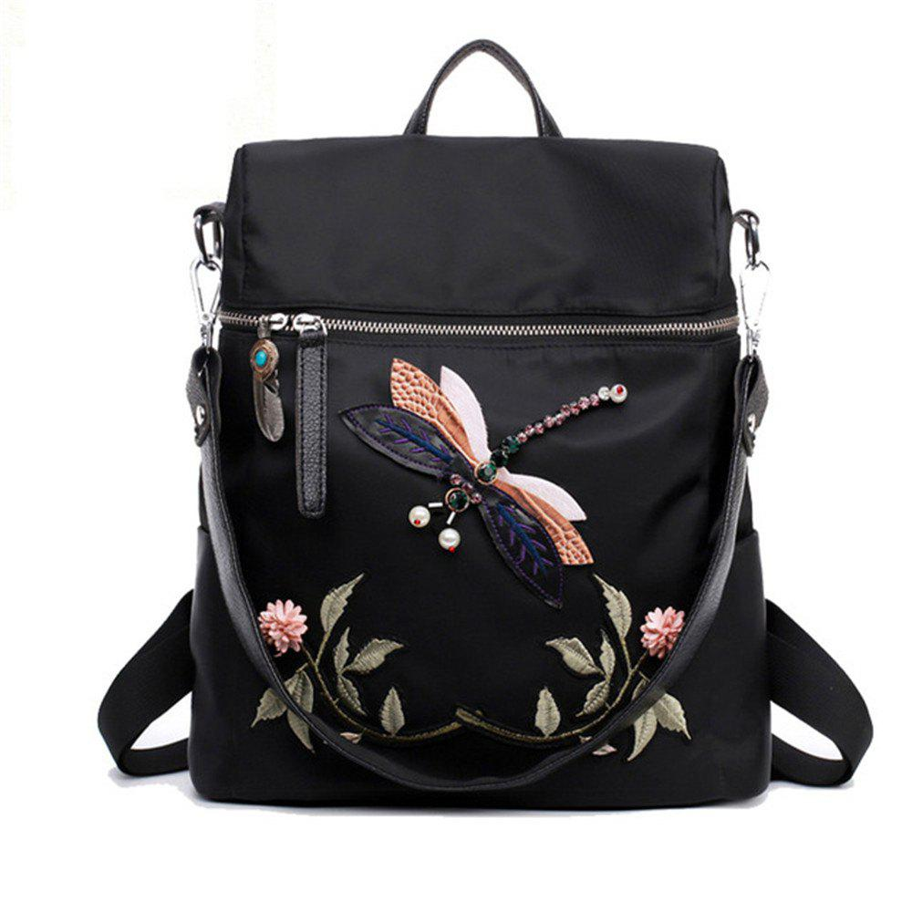2018 Dragonfly Women Backpack 2017 Woman Casual High Quality ...