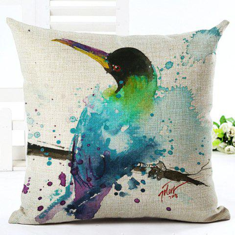 Gyrohome Square Decorative Throw Pillow Case Cushion Cover 18 - GREEN W18 INCH * L18 INCH