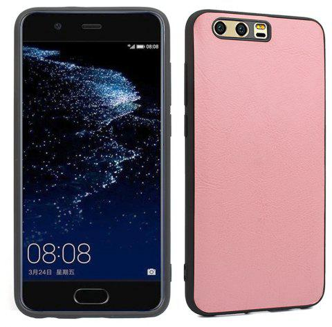 Candy Full Cover pour Huawei P10 Plus Luxury Silicone souple - Rose