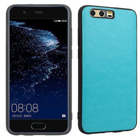 Candy Full Cover pour Huawei P10 Plus Luxury Silicone souple - Bleu