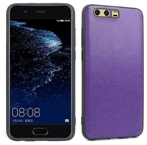 Candy Full Cover for Huawei P10 Plus Luxury Back Matte Soft Silicon Case - DAHLIA