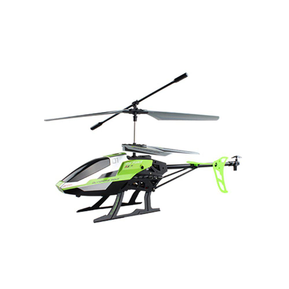 Attop 938 Remote Controlled Helicopter - GREEN