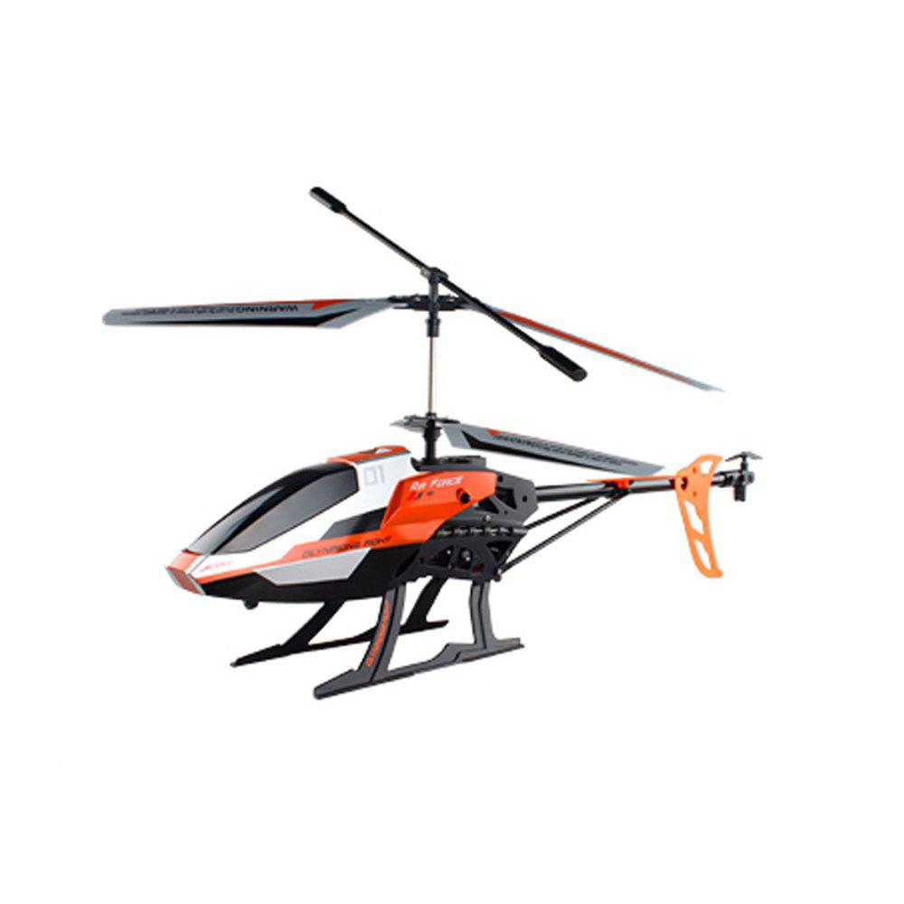 Attop 938 Remote Controlled Helicopter - ORANGE
