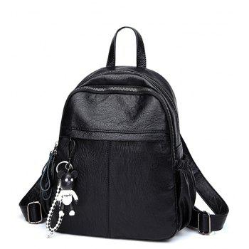 Cute Mini Leather Backpack Fashion Small Daypacks