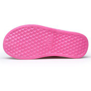 Lovers Outdoor Beach Non-slip Slipers - PAPAYA 36