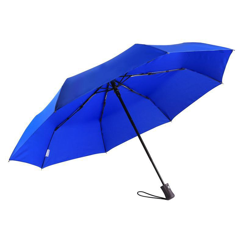 Auto Open-Close Windproof Compact Umbrella - BLUE 28 X 4.5 X 4.5 CM