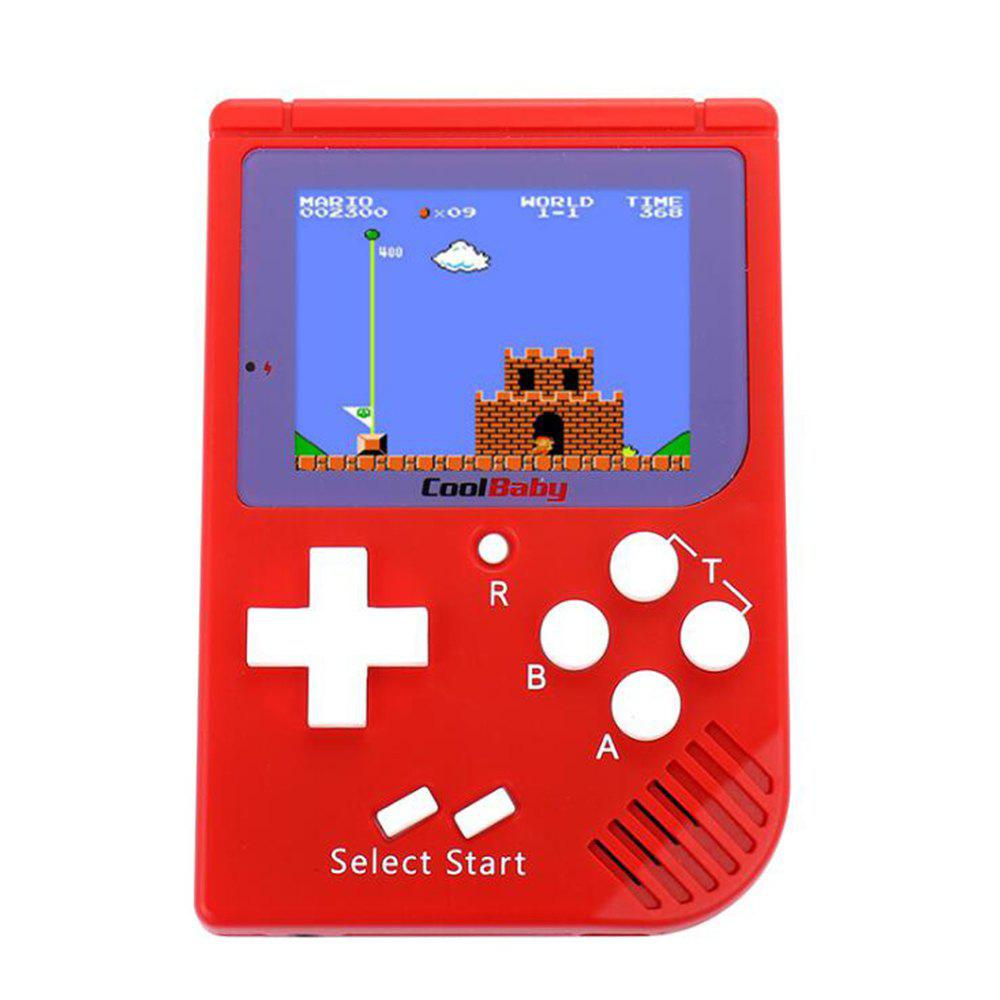 Mini Classic Memory Game Machine - RED 14 X 10 X 5.8CM