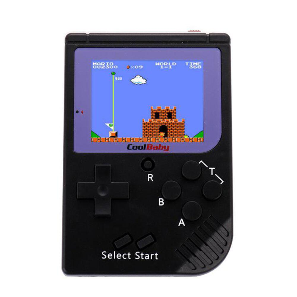 Mini Classic Memory Game Machine - BLACK 14 X 10 X 5.8CM