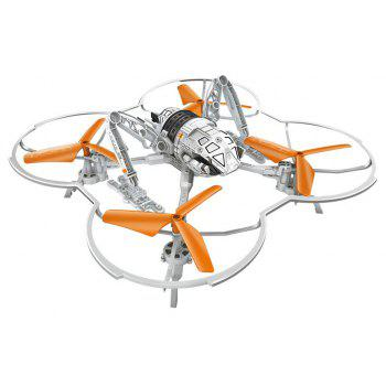 Attop IDR901  Drone with Headless Mode / 6-axis Gyroscope /  360 Degree Flip - GRAY