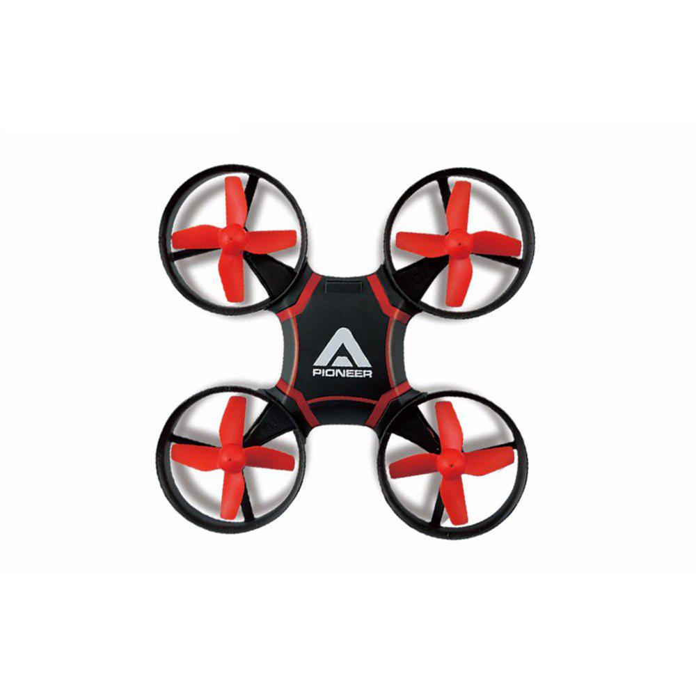Attop A11 RC Drone with Headless Mode / 6-axis Gyroscope /  360 Degree Flip - RED