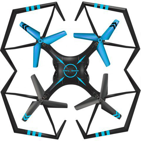 Attop A25 Remote Control Aircraft / RC Drone RTF with Headless Mode / 360 Degree Flip / 6-axis Gyroscope - BLUE