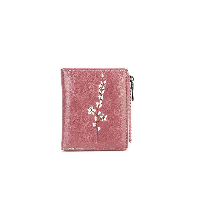 Ladies New Hand Simple Purse - PINK