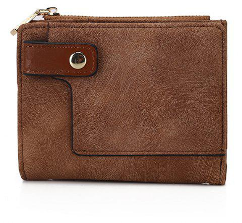 Female New Multi-Function Purse - CAMEL