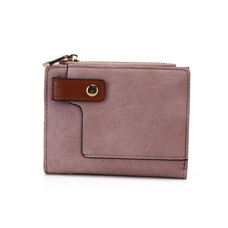 Female New Multi-Function Purse - PINK