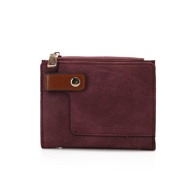 Female New Multi-Function Purse - RED