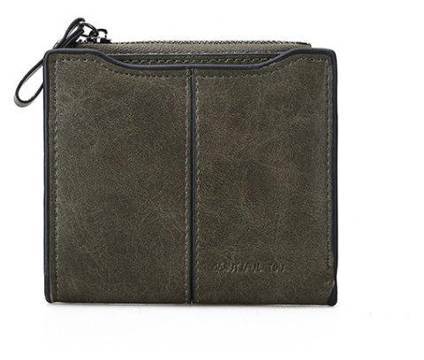 New Women Short Multi-function Wallet - IVY