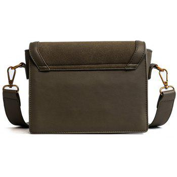 Small Package All-match Matte Korean Fashion Crossbody Simple Single Shoulder Bag - IVY