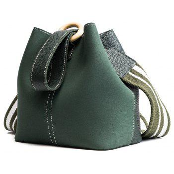 Female Korean  Simple All match Bucket Bag