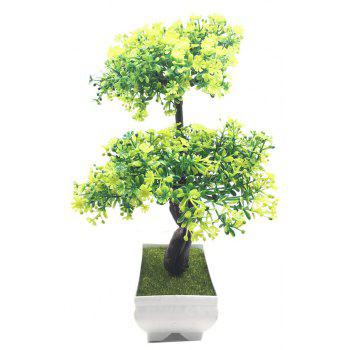 Simulation décorative plante en pot Bonsai - Lierre 10X6.5X26