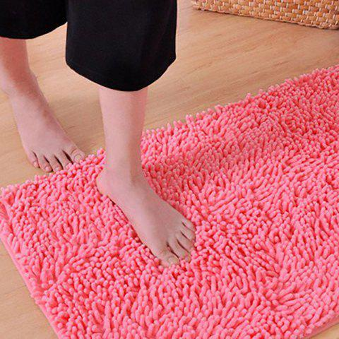 DIHE  Bedroom Shower Room Skid Resistance Dry Mats - PINK